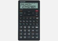Brand New ! Sharp EL-738FB EL738FB Business Financial Calculator