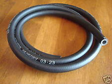 """2 Ft of Braided Fuel Line 1/4"""" for replaces Briggs & Stratton  Kohler, Cub Cadet"""