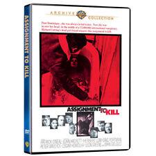 Assignment to Kill DVD Patrick O'Neal Joan Hackett