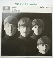 BEATLES - With The Beatles - Excellent Condition LP Record Parlophone
