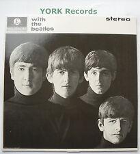 BEATLES-Con i Beatles-condizioni eccellenti LP DISCO Parlophone