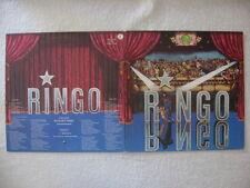 RINGO STARR RINGO LP Original 1973 UK Apple PCTC252 Pressing Excellent Condition