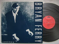 PROMO ONLY / BRYAN FERRY ROXY MUSIC DJ COPY / UNPLAYED