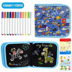 Erasable Drawing Erasable Drawing Pad Portable Sketchpad-gifts