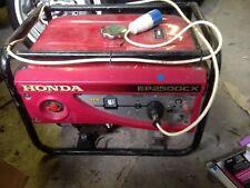 HONDA 230v GENERATOR Spares Or Repair
