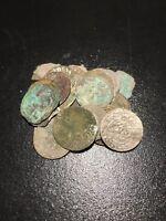 Silver Poland Lithuania Solidus Szelag Schiling 1587-1632 Sigismund III Coin