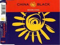 China Black Maxi CD Searching - Europe (M/EX)