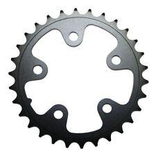 gobike88 SRAM Chainring 30T V4, BCD 74mm, Triple, Black, Z12
