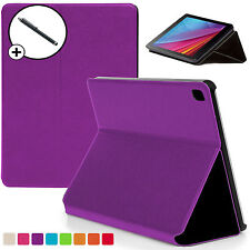 Purple Clam Shell Smart Case Cover Huawei MediaPad T1 7.0 Plus + Stylus