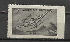 1484 -SELLO FISCAL DE AVIACION HUERFANOS DEL EJERCITO DEL AIRE 0,50 PESETAS,APOR