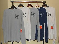Nike Long Sleeve Henley (Size Xl - Differnt Colors) Winner Gets Only One Shirt!
