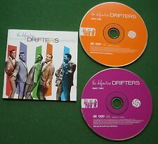 The Definitive Drifters inc Up On The Roof & On Broadway + 2 x CD