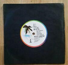 """B-52's - Rock Lobster - Single Vinyl 7 """" - sehr guter Zustand -"""