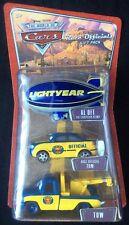 CARS - RACE OFFICIALS GIFT PACK - Mattel Disney Pixar
