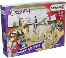 Schleich 97780 - Adventskalender Horse Club Pferde Reiterhof Neu OVP