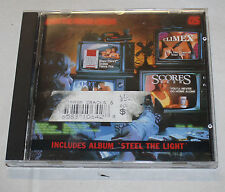 MFN64 WHEN THE MIRROR CRACKS + STEEL THE LIGHT CD MUSIC FOR NATIONS 1986