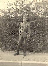 WWII German Large RPPC- Gebirgsjäger- Elite Mountain Troop- Hat- 1943