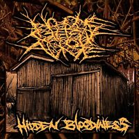 NO ONE GETS OUT ALIVE - CD - Hidden Bloodiness (Banjoslam, new album 2017)