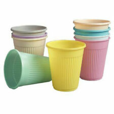 1000-4000 Disposable Dental Plastic Drinking Cups Top Quality 5oz USA Supplier