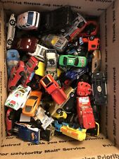 Mixed Lot Of Vintage & Other Matchbox & Hotwheel & Other Cars & Trucks 65+