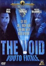 The Void - Vuoto Fatale (2001) DVD (Wild Wolf Collection) SlimCase