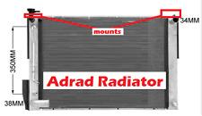 Radiator Lexus RX330 Series 2 MCU38 3.3L V6 5/2005-09 *mounts on tank* ADRAD HD