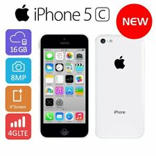 New Apple iPhone 5c 16GB Sim Free Factory Unlocked Smartphone - White Colour