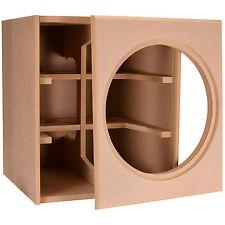 Knock-Down MDF 4.0 ft³ Subwoofer Cabinet for Da