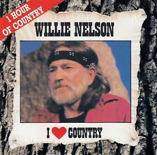 WILLIE NELSON : I LOVE COUNTRY / CD - TOP-ZUSTAND