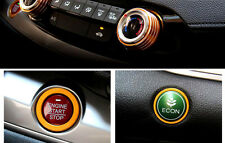 5* Air Conditioning knobs Button Cover For Honda CRV 2012 2013 2014 2015
