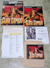 CLOSE COMBAT PER PC IN INGLESE SU CD-ROM