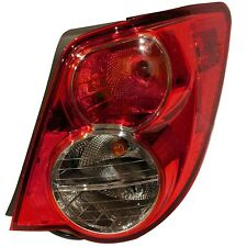 TYC Right Passenger Side Taillight Tail Lamp Assembly For Chevy Sonic 2012-2016