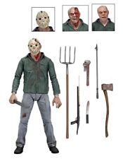 Friday The 13th Part 3 Official Ultimate Jason Figure W/Accessories By NECA