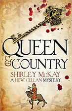 Queen & Country by Shirley McKay (Paperback) New Book