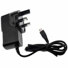 Micro USB 2A UK Mains Charger For SanDisk Sansa Clip+ Mp3 Player (2GB 4GB 8GB)