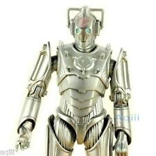 Doctor Who Figure Cyberman Cyberleader Cybermen Cyber Leader Exposed Brain Blue
