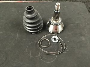 FORD FIESTA MK3 RS TURBO CV JOINT OUTER NEW 23OUTER 22 INNER SPLINES