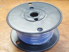 WIRE TINNED COPPER MARINE GRADE 14GA BLUE 100FT 639 104110 PRIMARY BOAT CABLE