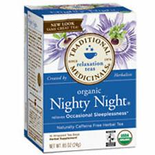 Organic Nighty Night Tea 16 Bags