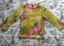 tee shirt fille kenzo taille  4ans