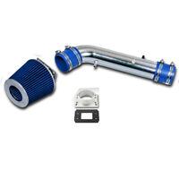BLUE 1986-1990 ACURA LEGEND 2.5L 2.7L L LS 5 SPEED AIR INTAKE KIT FILTER