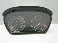 BMW 3 Touring (E91) 07 320D Compte-Tours Tableau de Bord Intégré 9166846