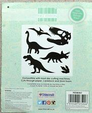 6 Dinosaur Die Set VGC