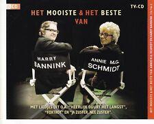 CD HARRY BANNINK / ANNIE M.G. SCHMIDThet mooiste & het beste van3CD E (A4987)