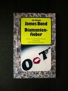 Ian Fleming - James Bond - Diamantenfieber - Scherz-Verlag - Gebunden