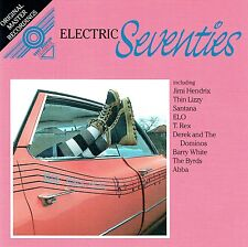 (CD) Baby Boomer - Classics/Electric Seventies - Thin Lizzy, The Move, T. Rex