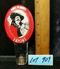 Mc Ewan's Export Small Lucite IPA Lager Beer Tap Draft Handle Bar Pub Lot 909