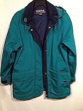 Woman's Pacific Trail Light Jacket Green Sz Small