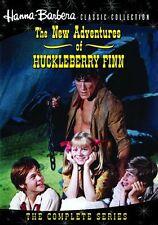 THE NEW ADVENTURES OF HUCKLEBERRY FINN (1968) - DVD - Region Free