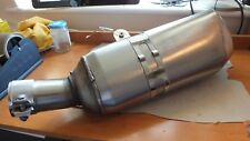 New Genuine BMW R1200 R & RS 14-18 Stainless exhaust muffler can 18578525268 B23